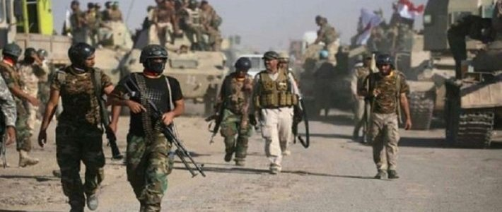 Islamic State terrorists killed and wounded three Iraqi policemen