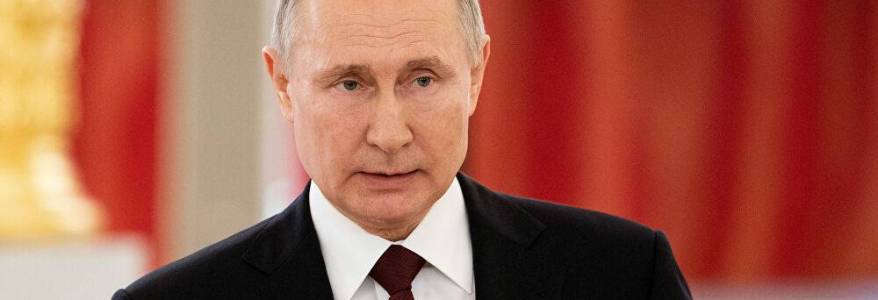 Russian President Putin thanks US for the help in foiling terrorist attack in St.Petersburg