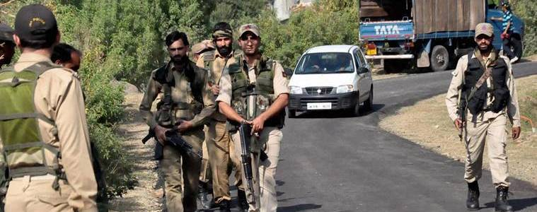 Terrorist associate arrested by the police authorities in Jammu and Kashmir's Budgam