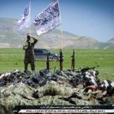 GFATF - Taliban fighters train at Mullah Mansoor Military Camp10