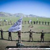 GFATF - Taliban fighters train at Mullah Mansoor Military Camp15