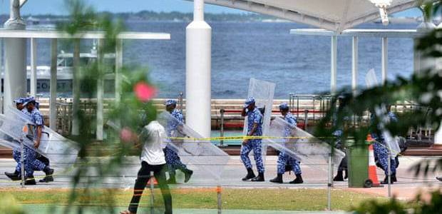 Australian and two Chinese nationals injured in Maldives stabbing attack claimed by the Islamic State