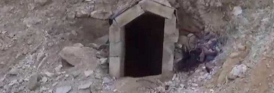 Syrian Army uncovered terrorist 'Cave of Wonders' in Idlib