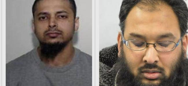 Two men who published terrorism-related material to be sentenced by the British authorities