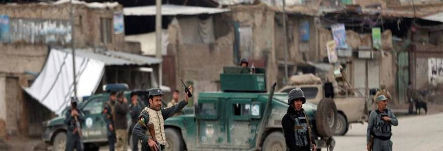 Afghan officials say Taliban attacks killed at least eleven soldiers and policemen
