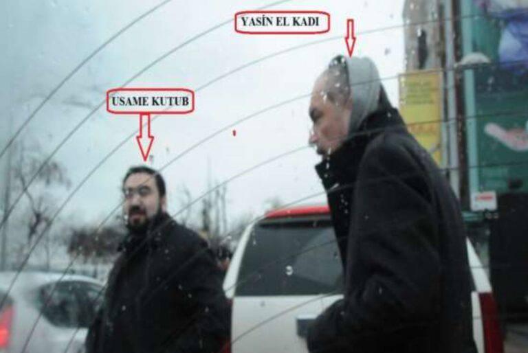 GFATF - LLL - Al Qaeda financier passed intelligence on Syria to Erdogans office in Ankara 0