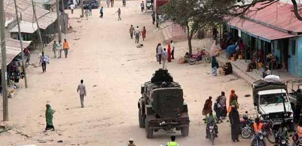 Ethiopian gunmen killed five people in Moyale town attack