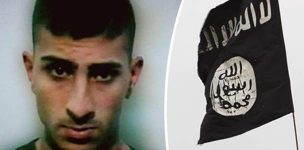 Extremist Bourhan Hraichie has added ten years to his 34-year jail term for whipping cellmate