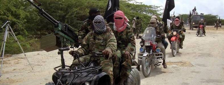 Five people dead and fourteen are injured when terrorists attacked their vehicles in Maiduguri