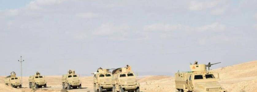 One policeman is killed in the latest terrorist attack in Sinai