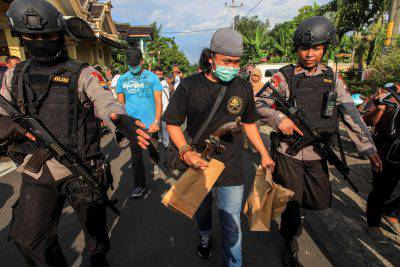 Radical extremist charities spread in Indonesia