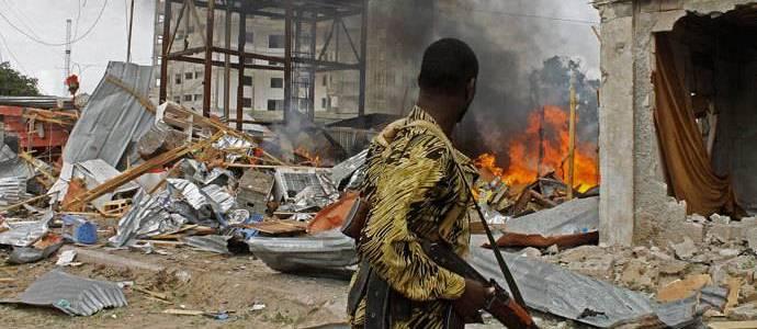 Somali and U.S. Army forces killed al-Shabaab terrorist