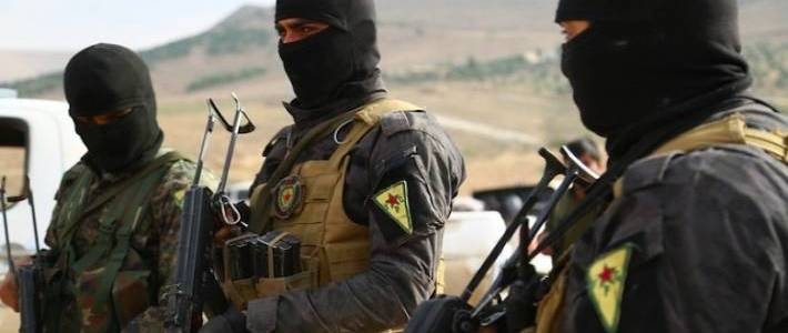 Syrian Democratic Forces discovered an Islamic State hideout containing ammunition and weapons in Raqqa