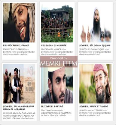 GFATF - LLL - Turkish website posts Islamic State videos, articles and editorials 11