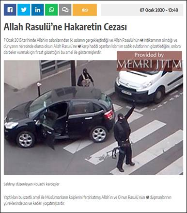 GFATF - LLL - Turkish website posts Islamic State videos, articles and editorials 16