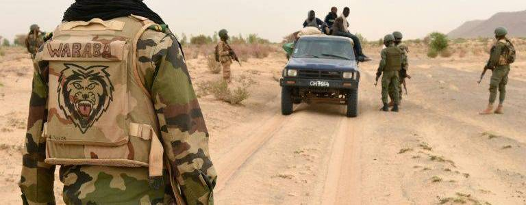Two Malian soldiers killed and nine are injured in landmine explosion