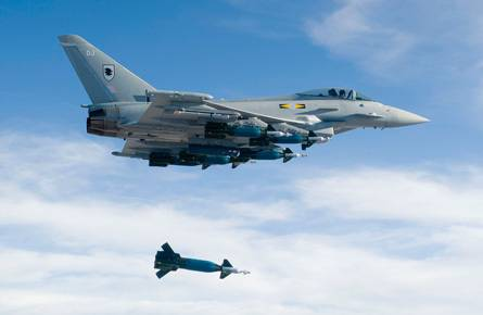British Air Force jets take out Islamic State terrorists in northern Iraq