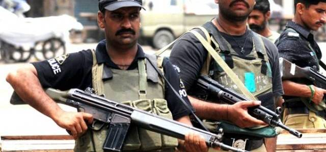 Four Al-Qaeda terrorists apprehended in Karachi