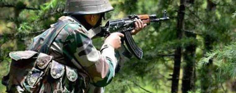 Indian army forces target terror launch pads after Pakistan violates ceasefire