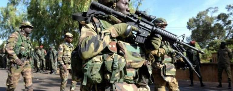 Nigerian Army troops neutralise Boko Haram terrorists in Borno