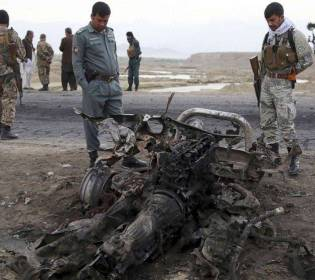 GFATF - LLL - Roadside bomb killed at least eight civilians in Afghanistan