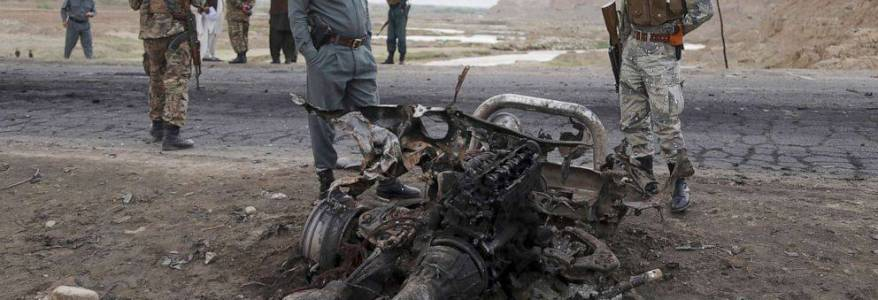 Roadside bomb killed at least eight civilians in Afghanistan