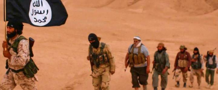 Tensions escalate as Islamic State terrorists target an important economic nerve in an Iraqi governorate