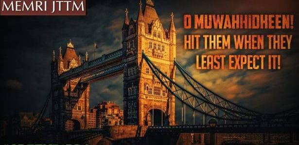The Islamic State terrorist group threatens with attacks on London and Chicago