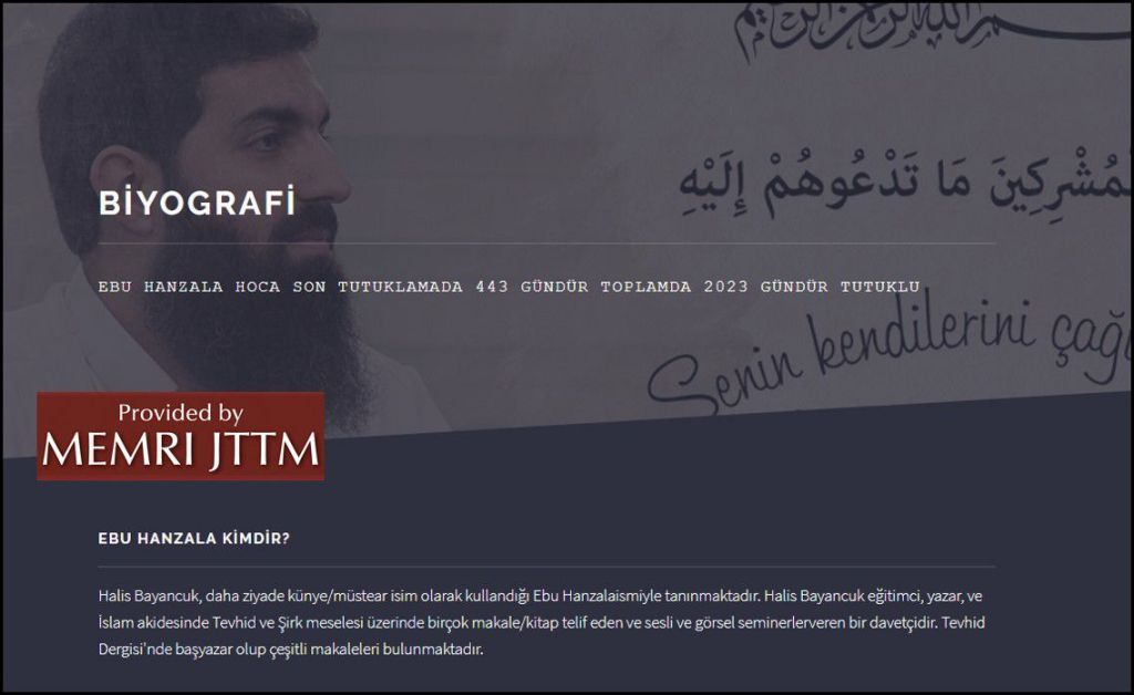 GFATF - LLL - Turkish Islamic State emir continues to operate through dozens of social media accounts 59