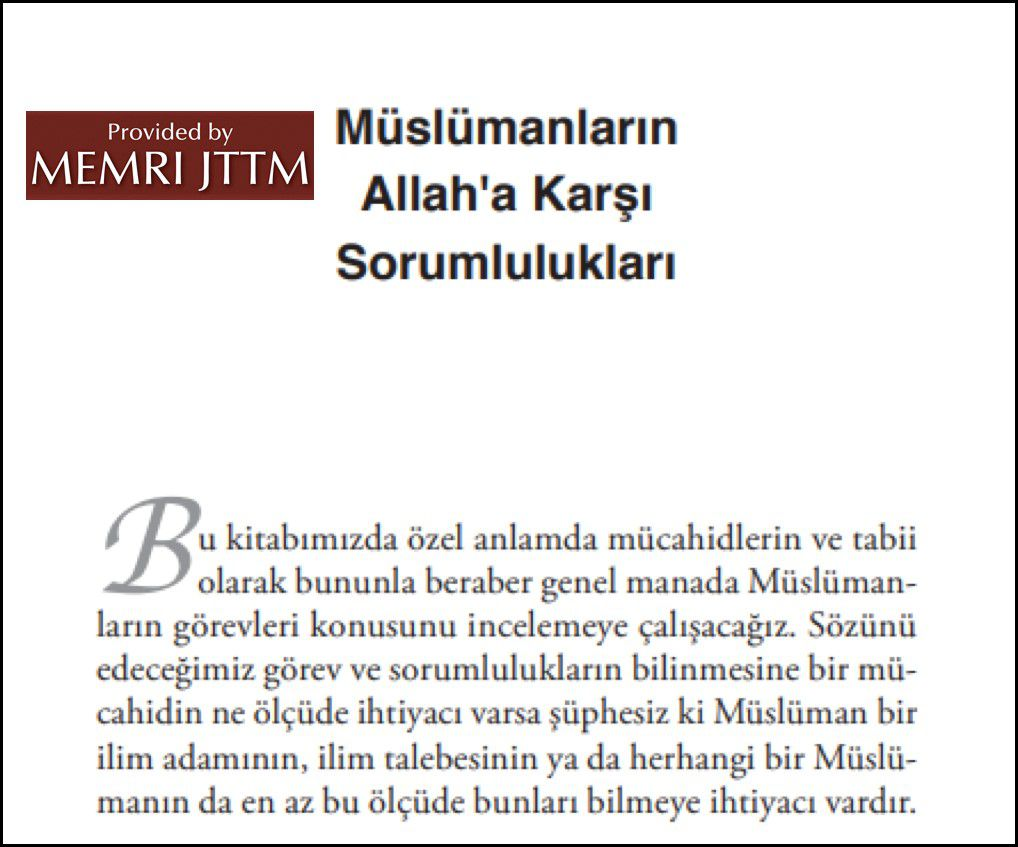 GFATF - LLL - Turkish Islamic State emir continues to operate through dozens of social media accounts 7