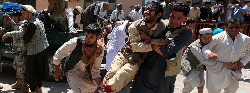 At least 24 killed in the latest deadly suicide attack during funeral ceremony in Nangarhar