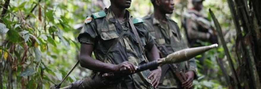 At least twelve people killed in attack on DR Congo army base by militia fighters