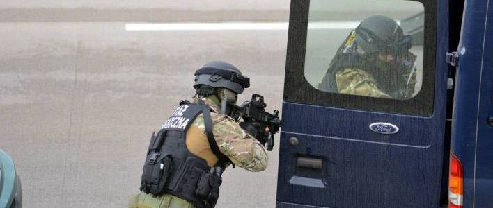 Four Islamic State members from Tajikistan detained by the Polish border police