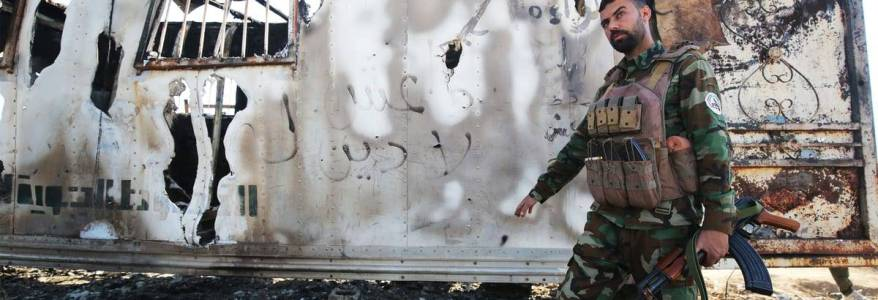 Islamic State made a terrifying comeback in COVID-plagued Iraq