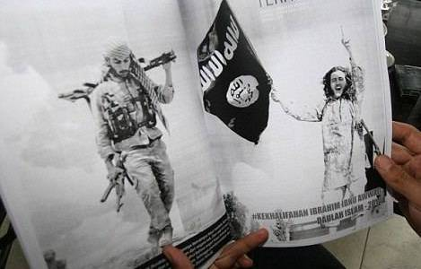 Islamic State magazine tries to instigate the Indian Muslims