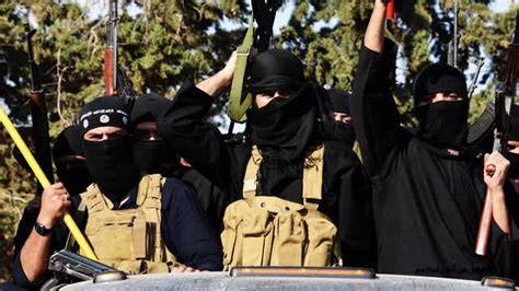 Islamic State terrorist group could be about to hit back and the world is paying little attention