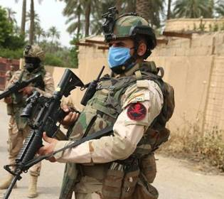 GFATF - LLL - Islamic State terrorists attacked southern Baghdad causing casualties