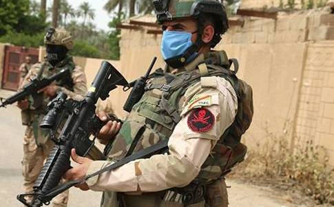 Islamic State terrorists attacked southern Baghdad causing casualties