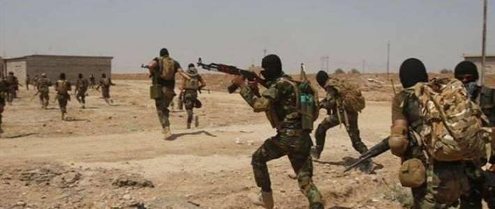 Islamic State terrorists kills and wounds five militiamen in Diyala