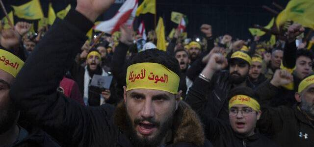 Israel's Lebanon withdrawal inspires new Hezbollah recruits