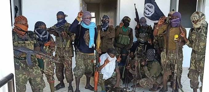 Islamic State central command's links to Mozambique and terror across Africa