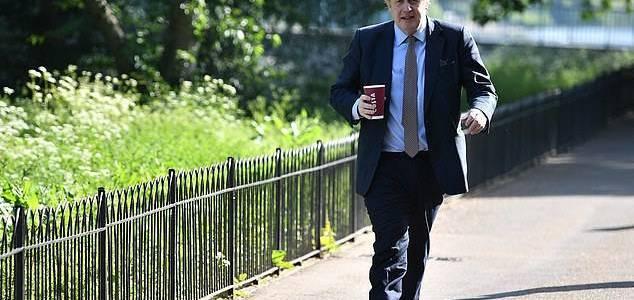 UK Prime Minister Boris Johnson is accused of ignoring terrorist threats