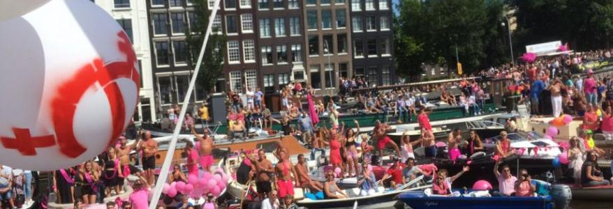 Amsterdam Pride one of the targets of foiled terrorist attack