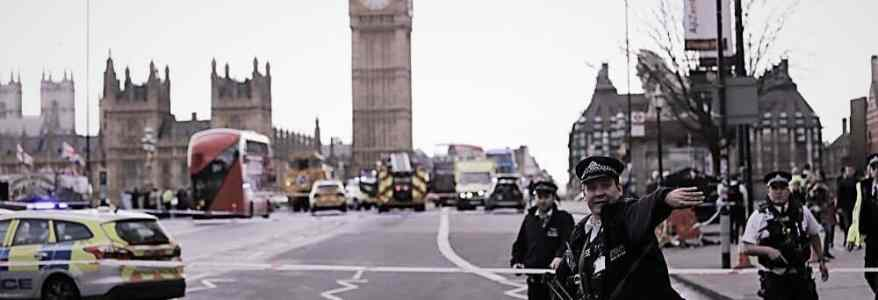 At least 25 terror plots have been foiled since 2017 the Westminster attack