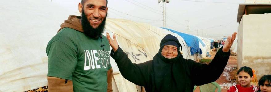 British aid worker kidnapped and captured by Islamic militants in Idlib