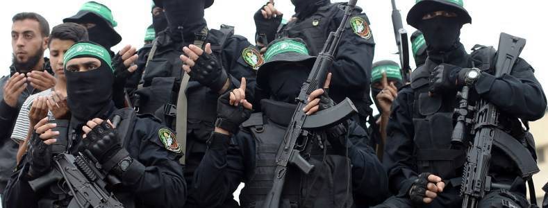 Hamas terrorist group hints that terror attacks would stop annexation