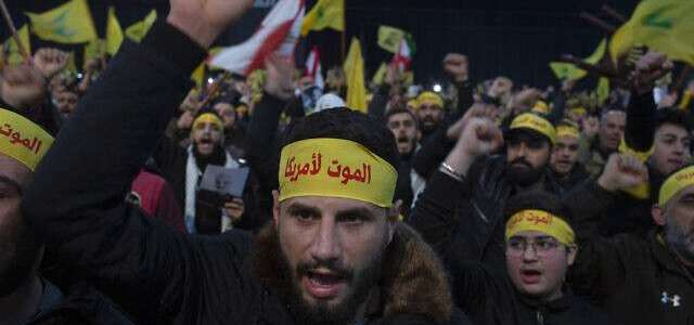 Hezbollah school books are teaching anti-Semitism and support for terrorism