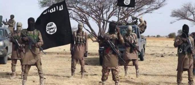 Islamic State in West Africa Province leaves a letter in Mongono