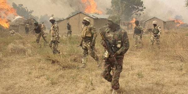 Nigerian authorities are losing the war against terrorists in Borno State