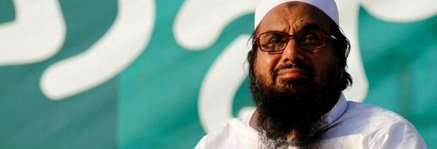 Pakistani court indicts Hafiz Saeed's four close aides in terror financing case